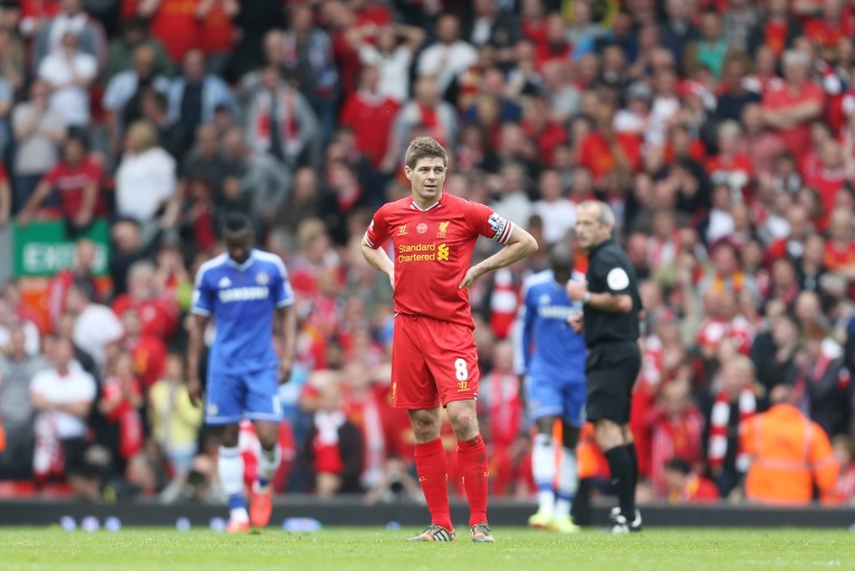 Liverpool v Chelsea - Barclays Premier League